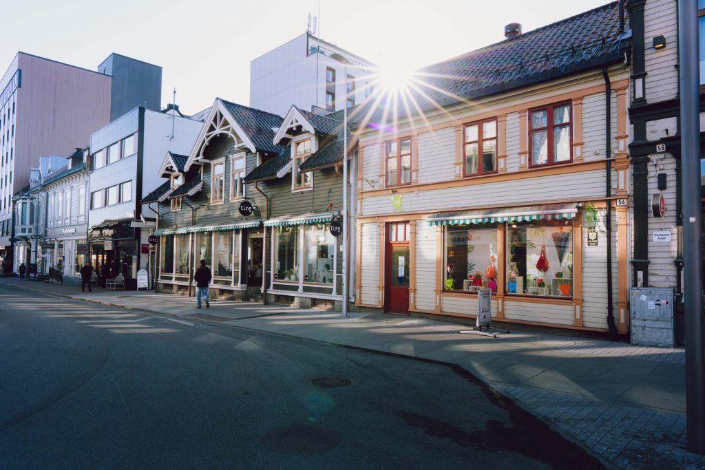 Storgata 52/54 - JM Hansen Eiendom